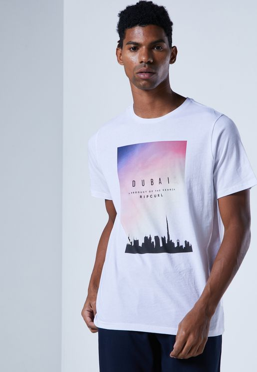 Dubai Sunset T-Shirt