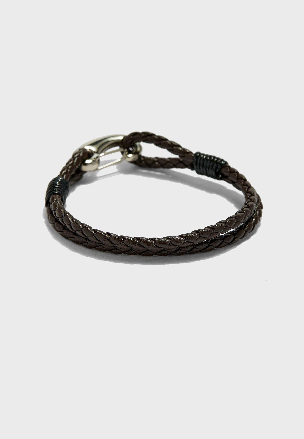 Hook Lock Casual Bracelet