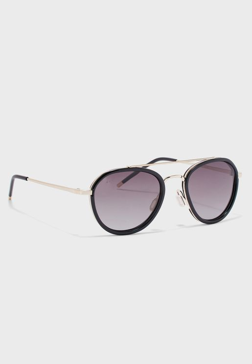 The Connoisseur Top Bar Sunglasses