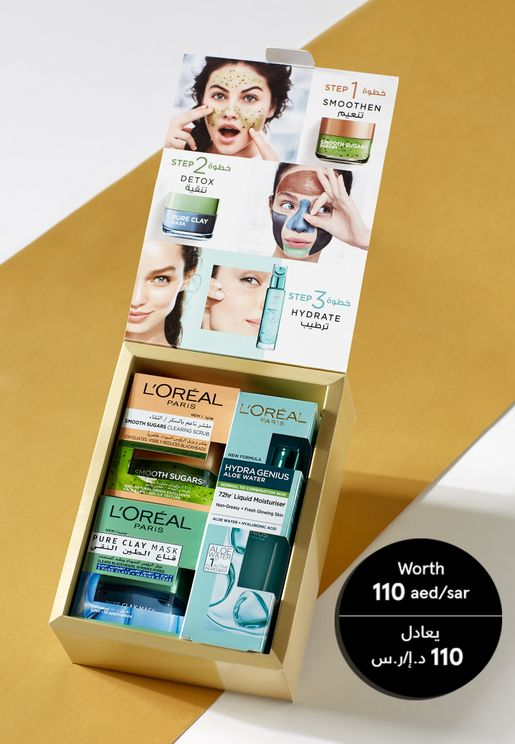 L'Oreal X Namshi My Skin Care Box - Saving 32%