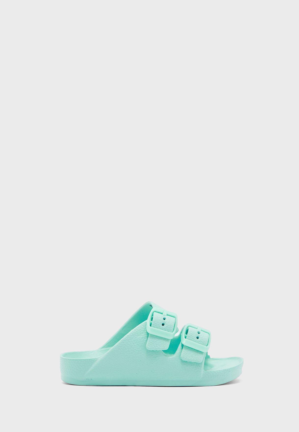 Kids Twin Strap Sandal