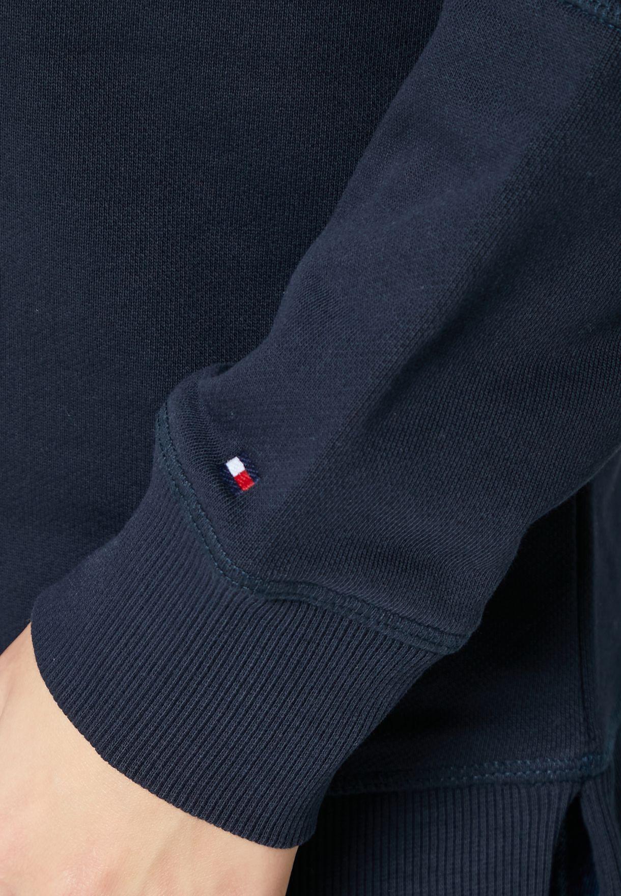 Logo Oversized Sweatshirt