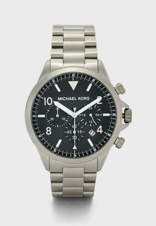 Gage Analog Watch