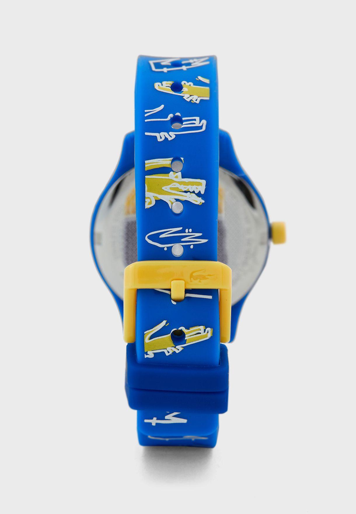 Kids Logo Strap Watch