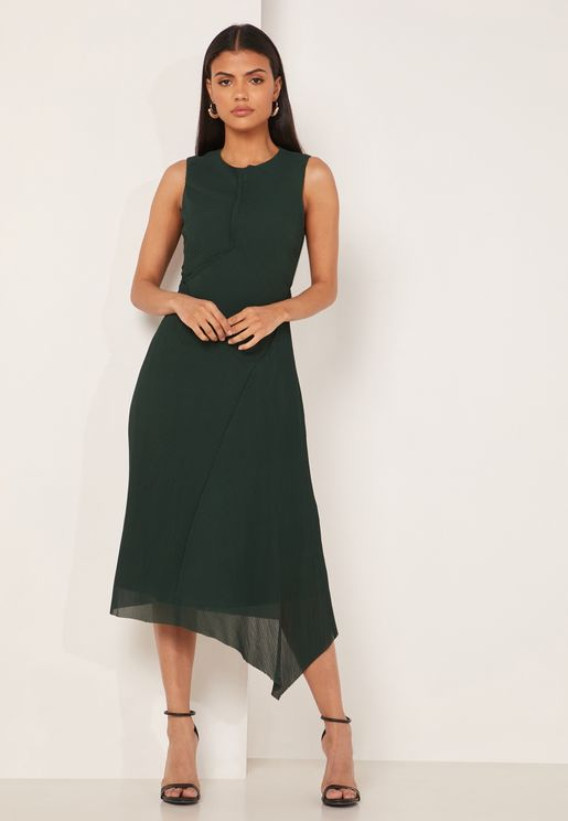 Rhona Asymmetric Dress