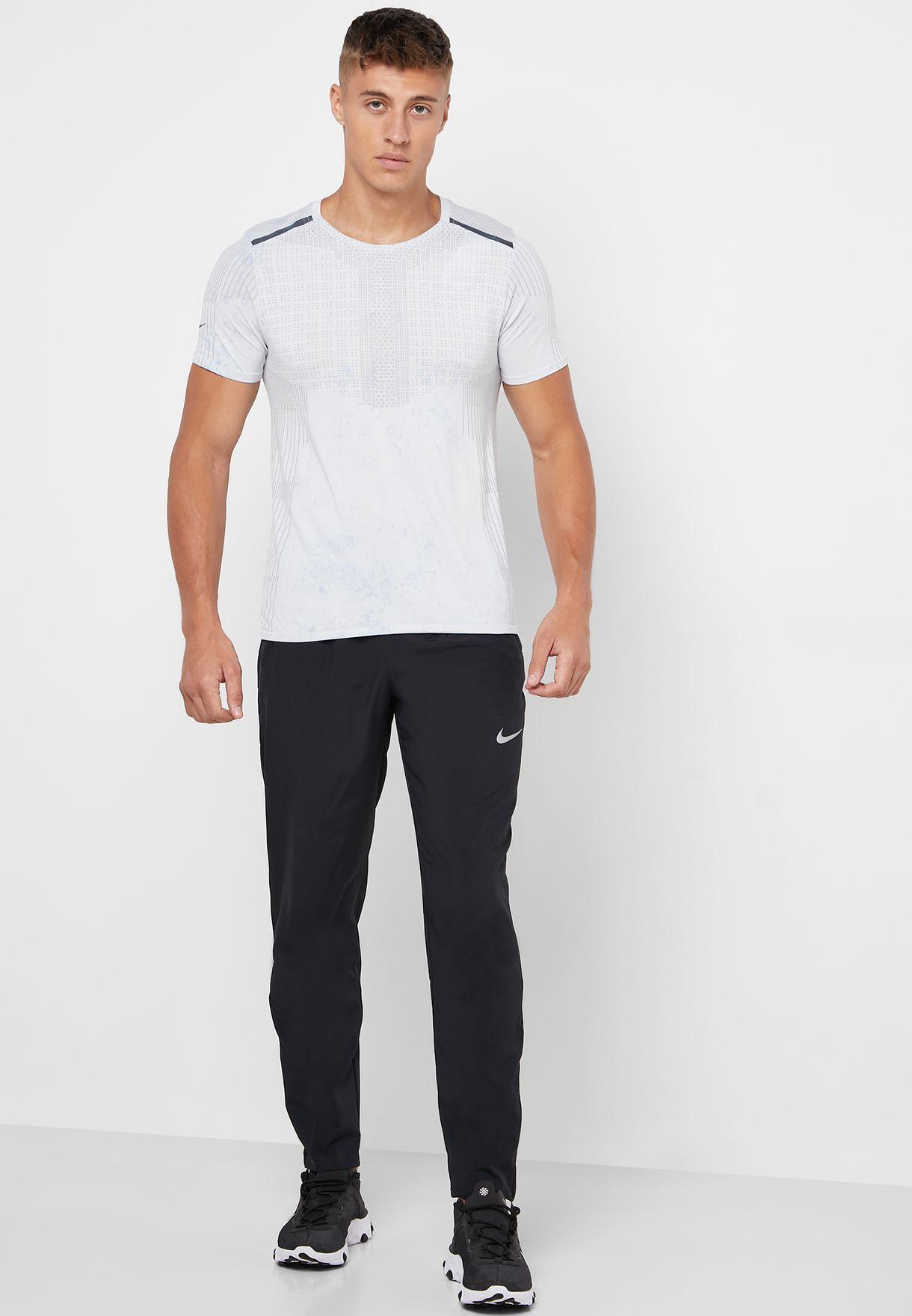 Run Stripe Sweatpants