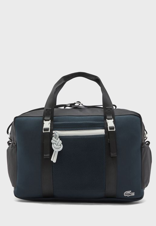 Front Zip Duffel Bag