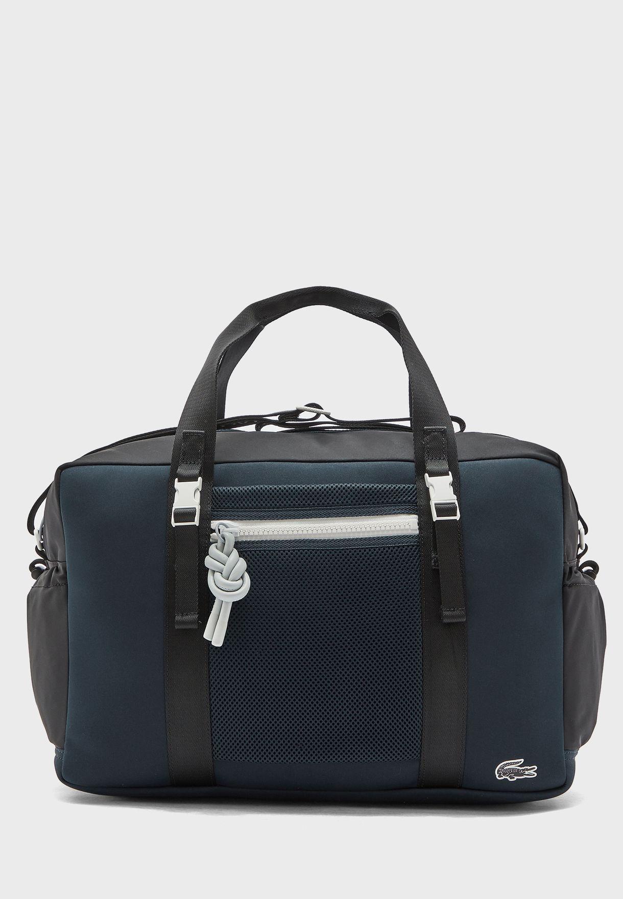 Front Zip Duffel Bag