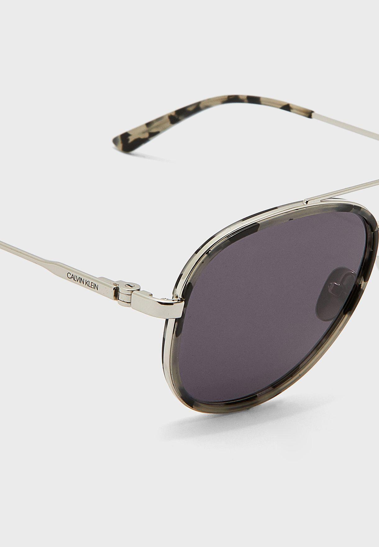Ck18103S Cat Eye Sunglasses