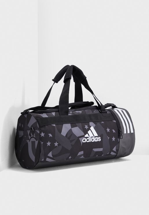 3 Stripes Convertable Duffel