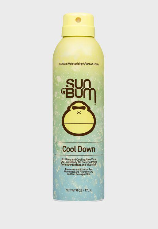 Cool Down Original Spray Aloe Vera