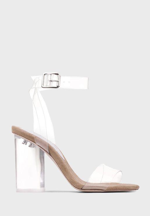 Twelve High Heel Sandal