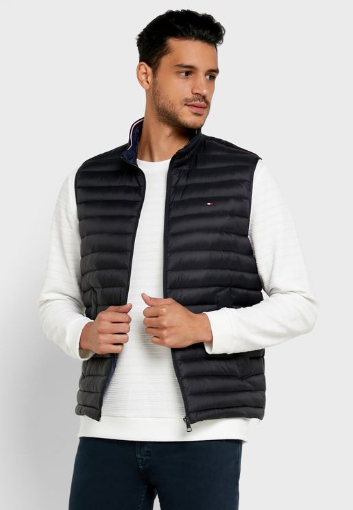 Packable Puffer Gillet