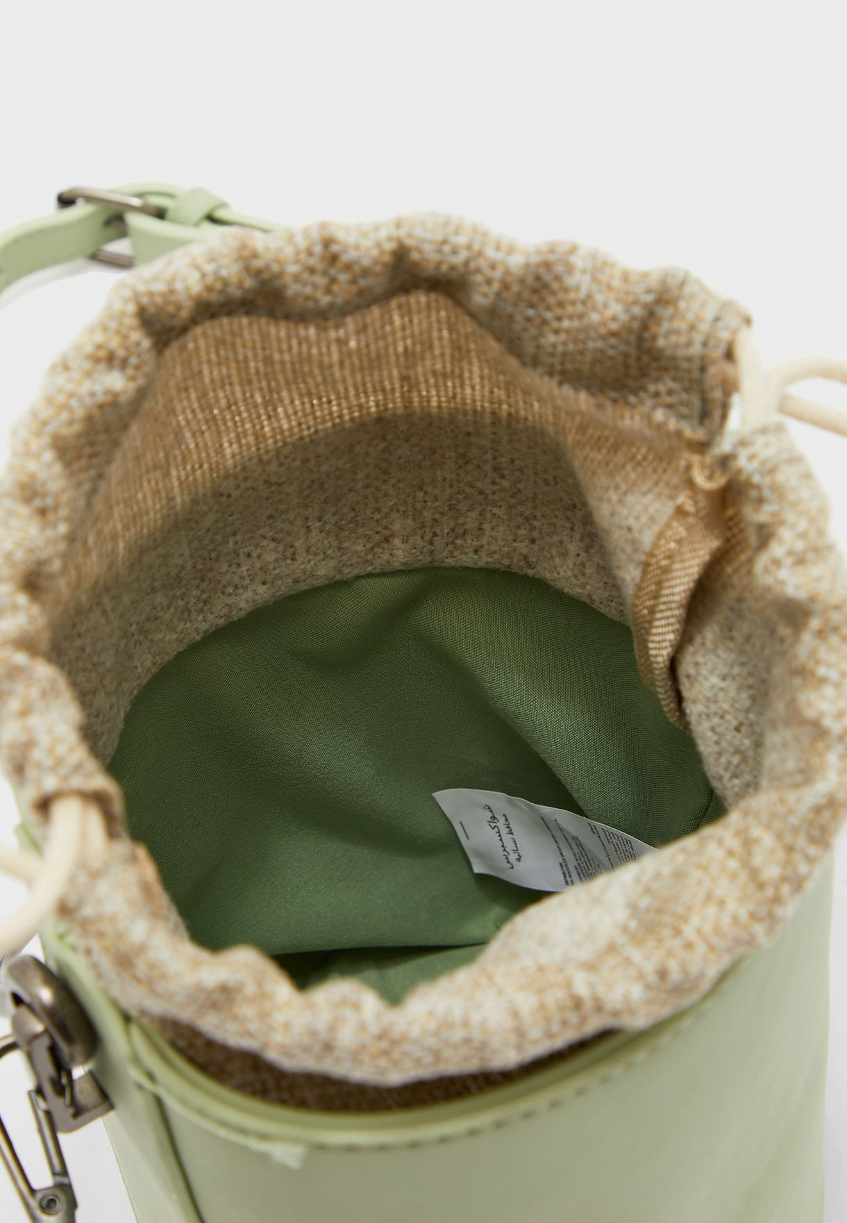 Bucket Detail Top Handle Hobo