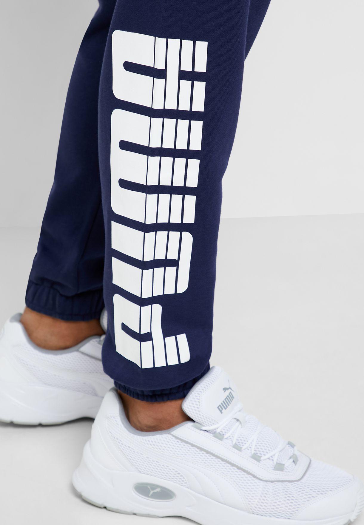 Rebel Bold Sweatpants