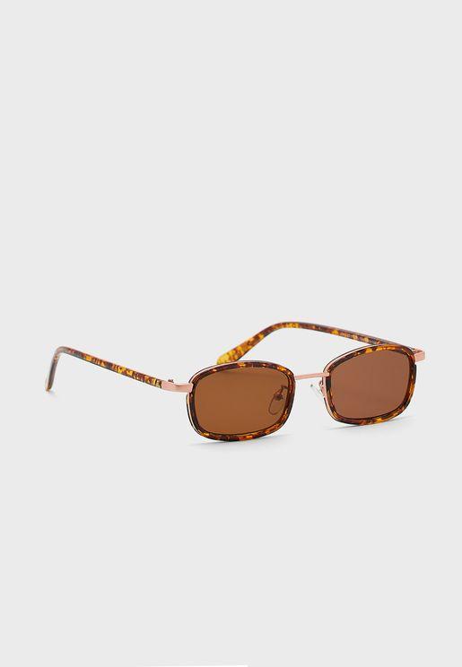 Anti-Blue Lens Tortoise Shell Frame Glasses