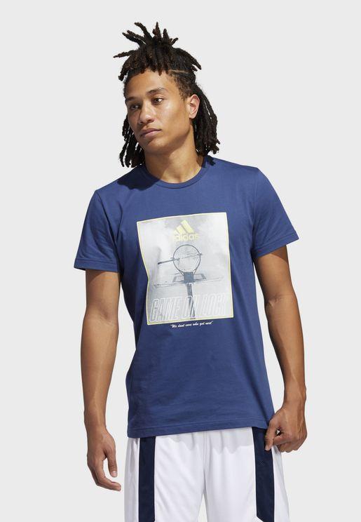 Game On Lock T-Shirt