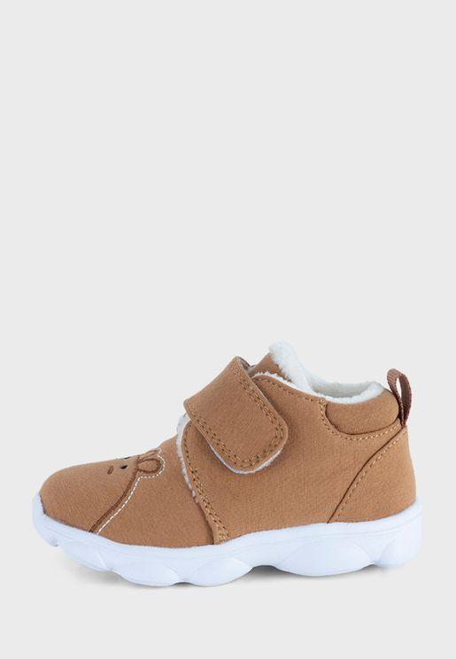 Infant Rois Single Velcro Sneaker