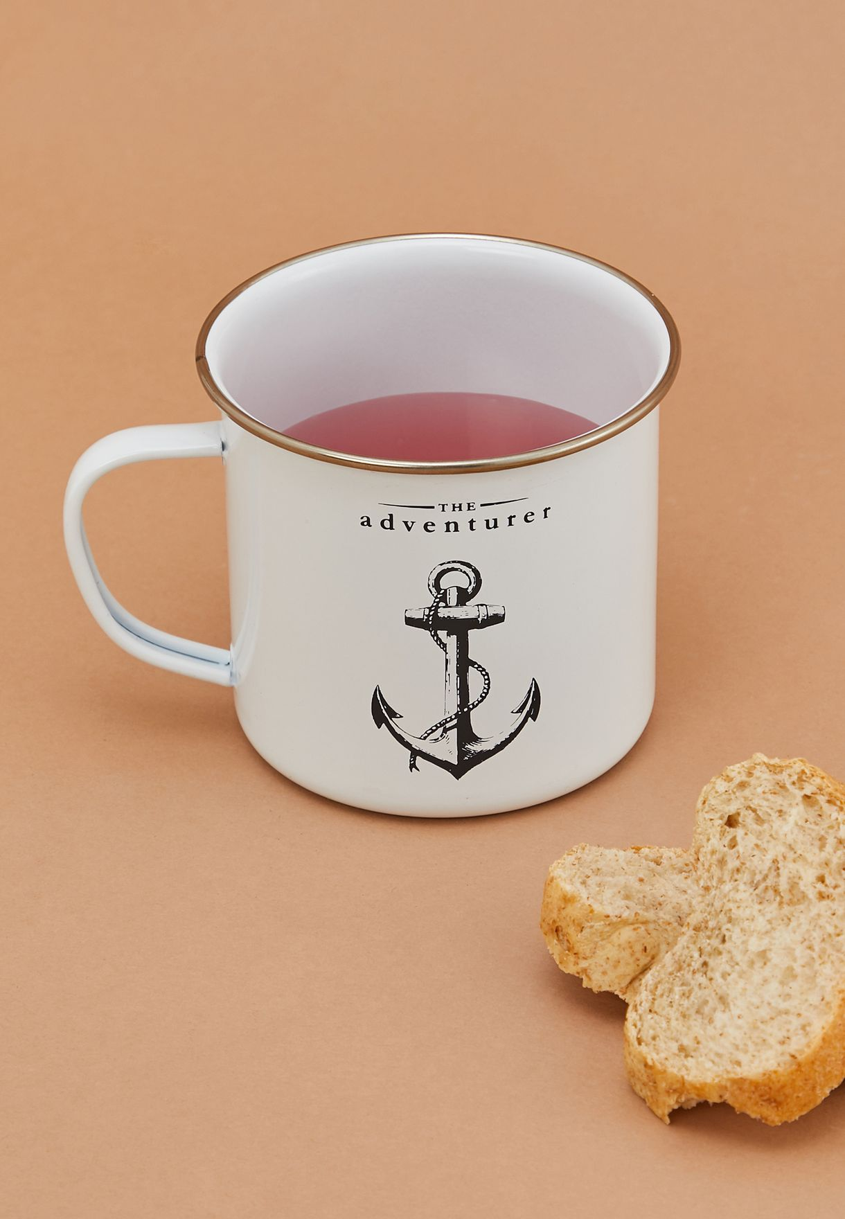 Adventurer Enamel Mug