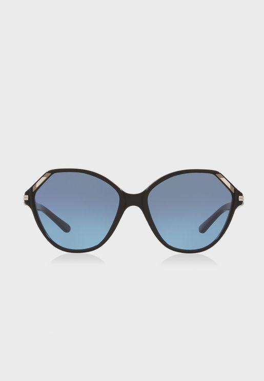 0Ty7138 Oversized Sunglasses