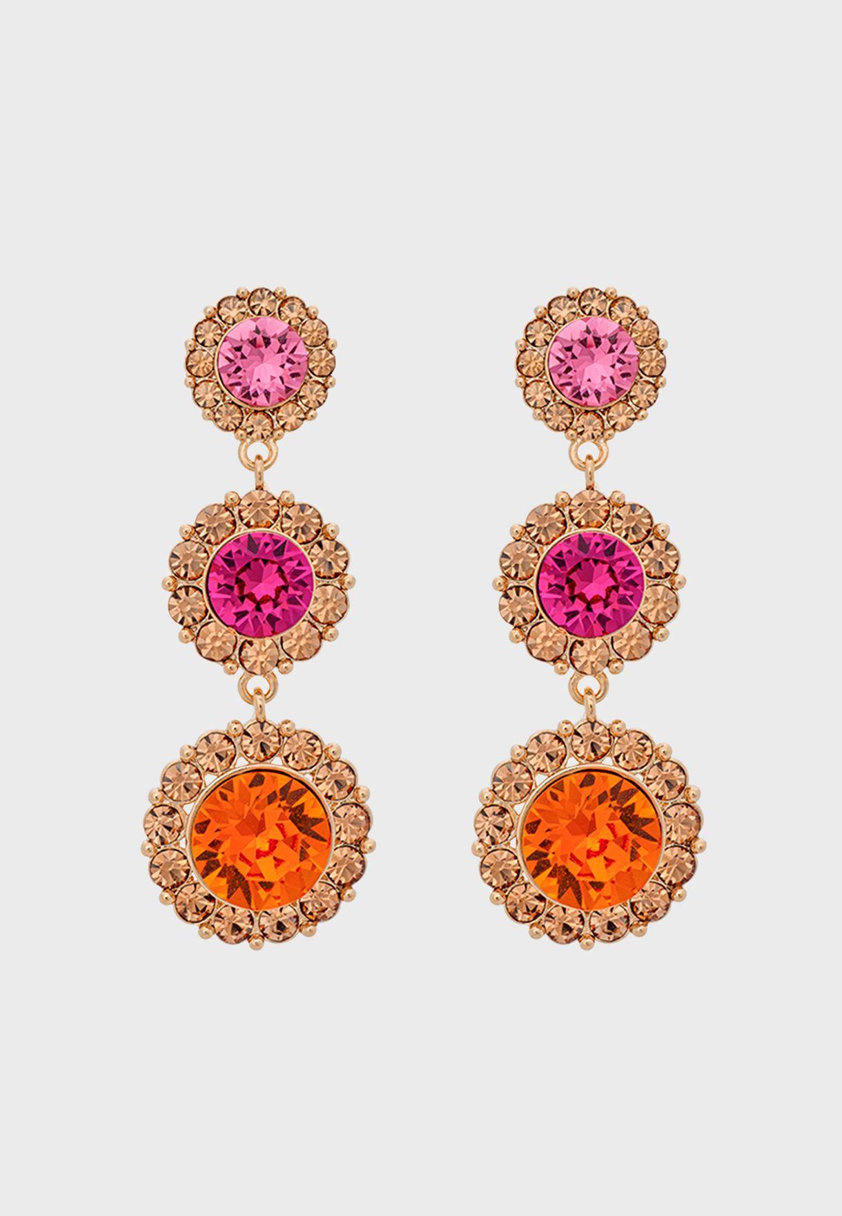 Sienna Embellished earrings