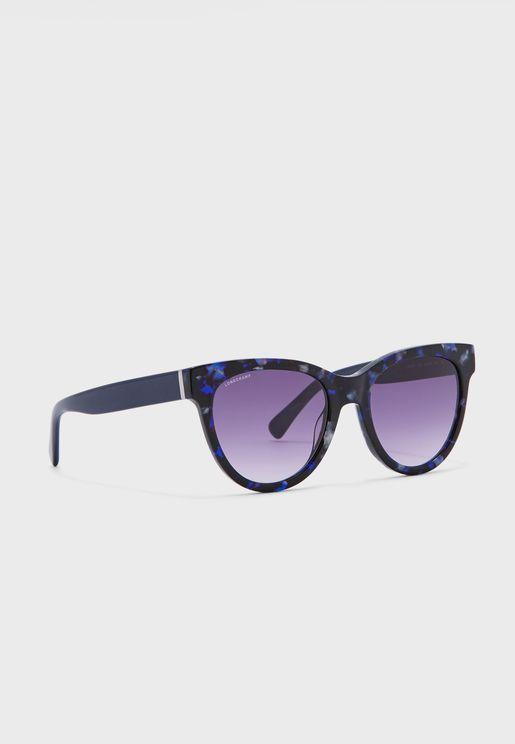 Lo602S Oval Shape Sunglasses