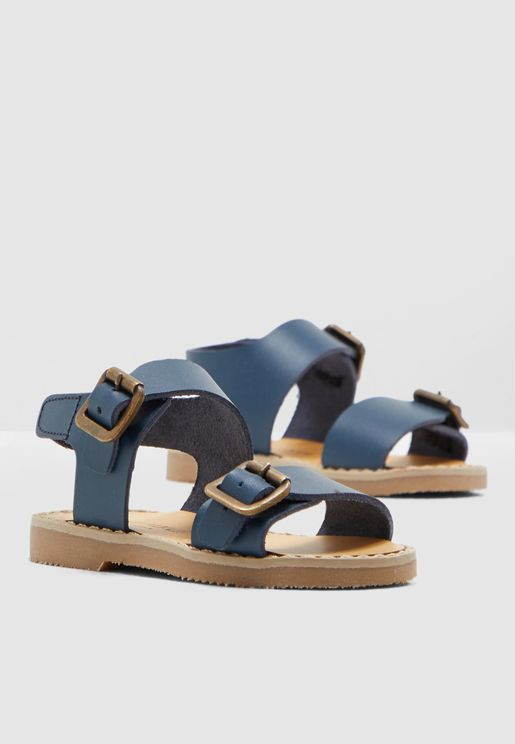 Kids Buckle Strap Sandal