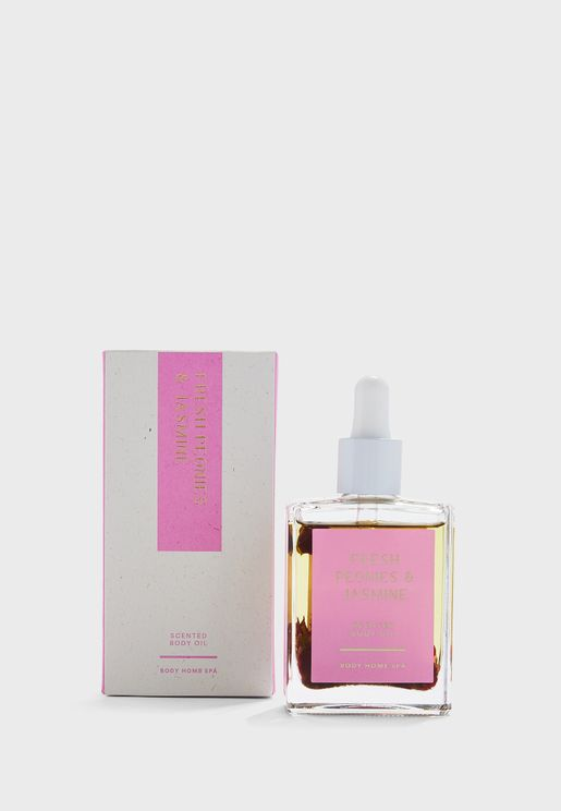 Rose Quartz & Fresh Peonies Body Oil