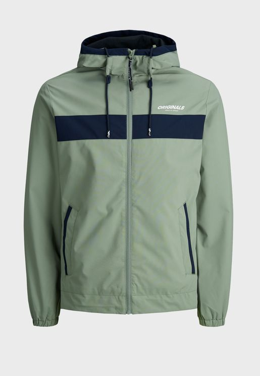 Andrew Hooded Jacket