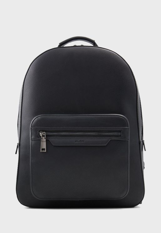 Isaac Zip Closure Backpack