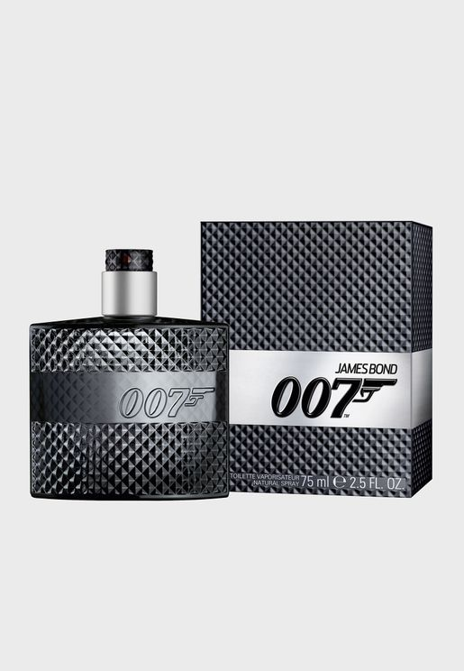 James Bond 007 For Men Edt 75ml