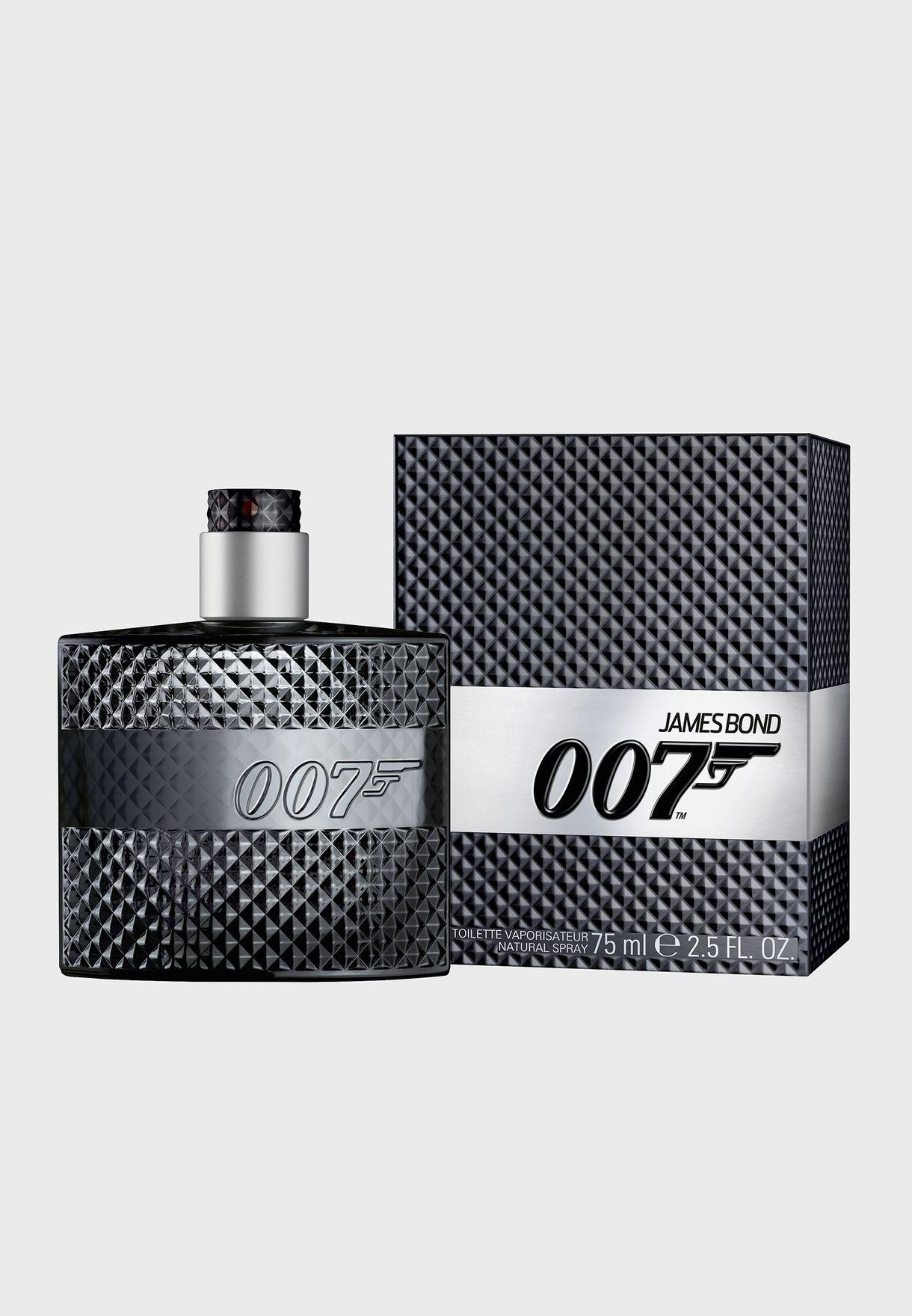 James Bond 007 For Men Edt 75ml