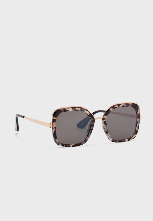 Eilean Oversized Sunglasses