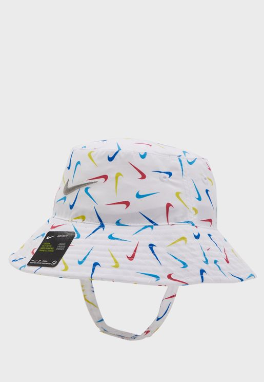 Logo Reflective Bucket Hat