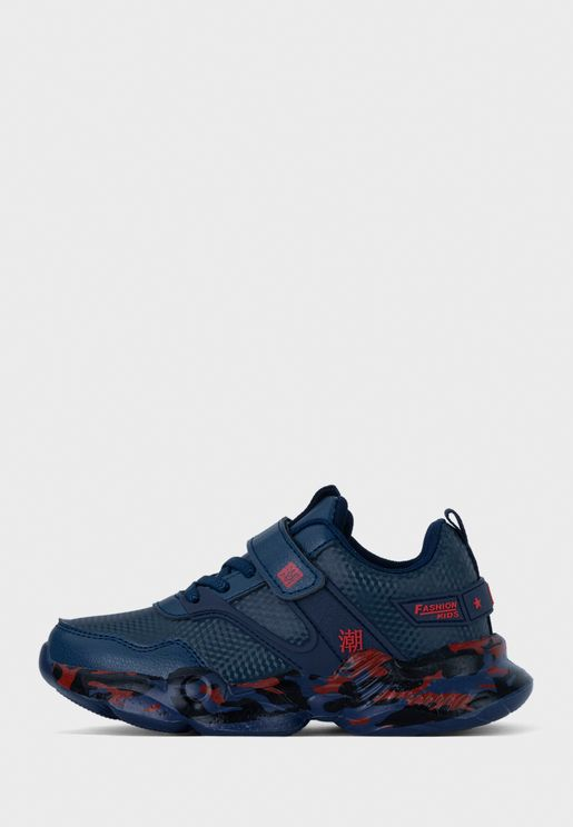 Kids Lincoln Sneaker