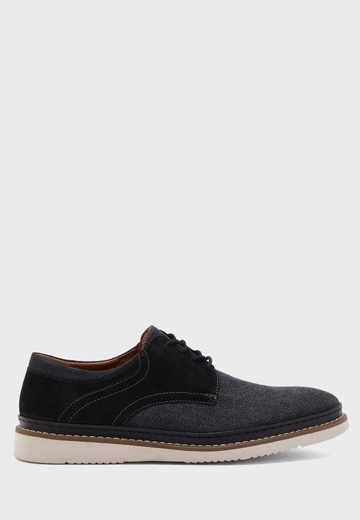 P Tenant  Low Top Sneakers