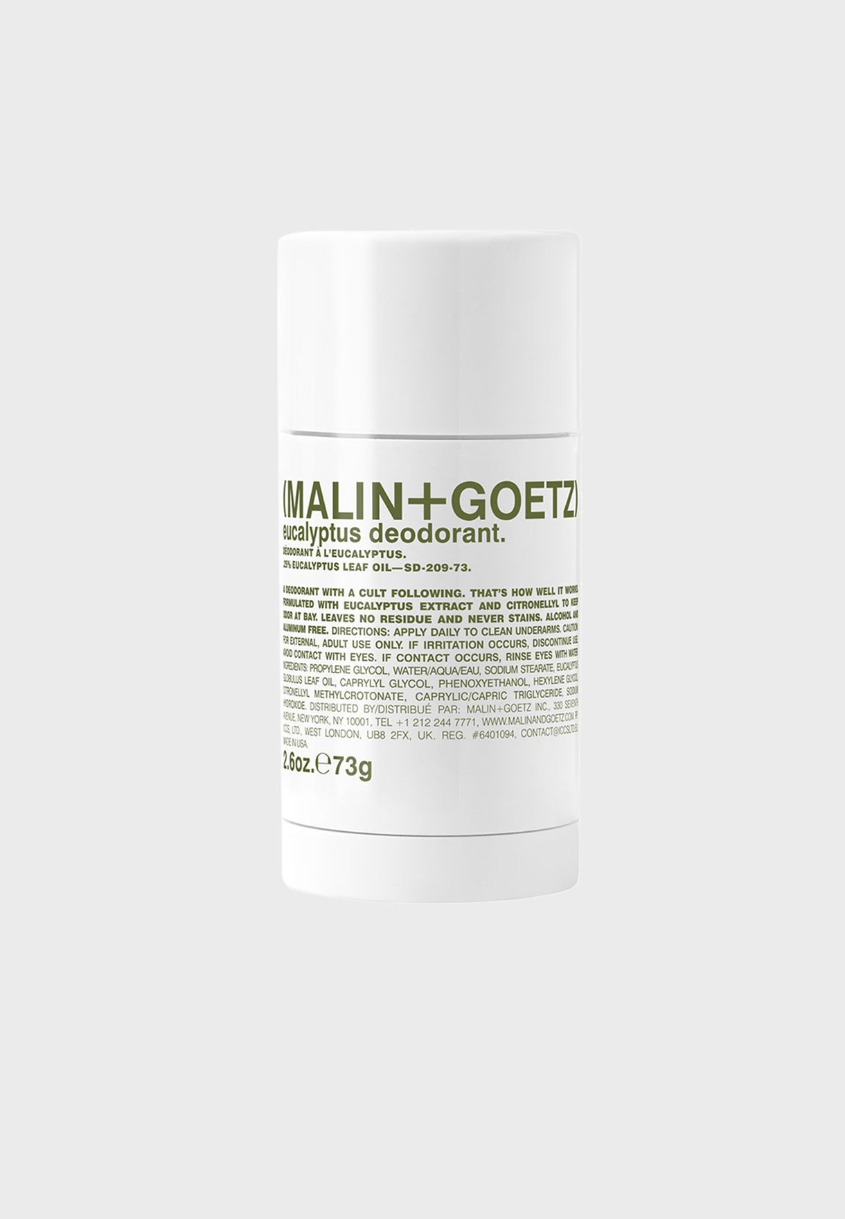 Eucalyptus Deodorant - 73gm