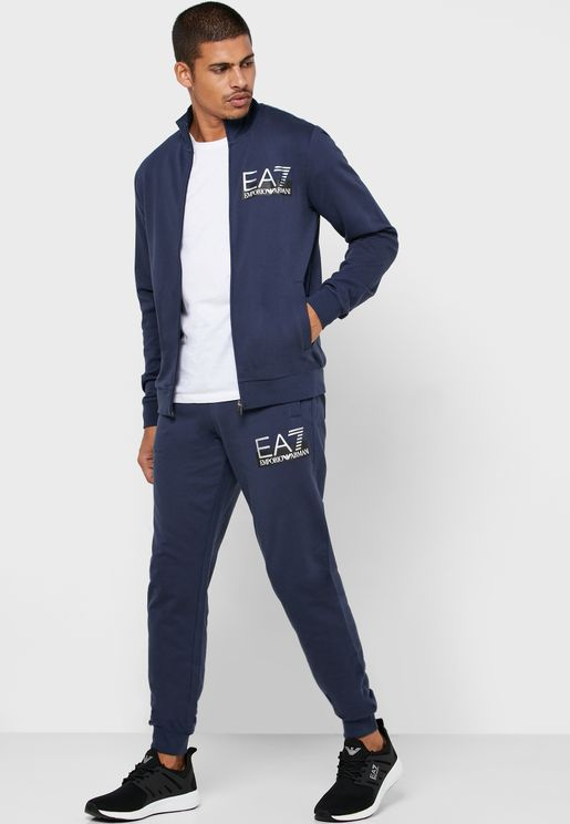 Train Visibility Tracksuit
