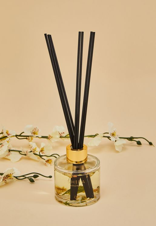 Honeysuckle, Rose & Oakmoss Diffuser 100ml
