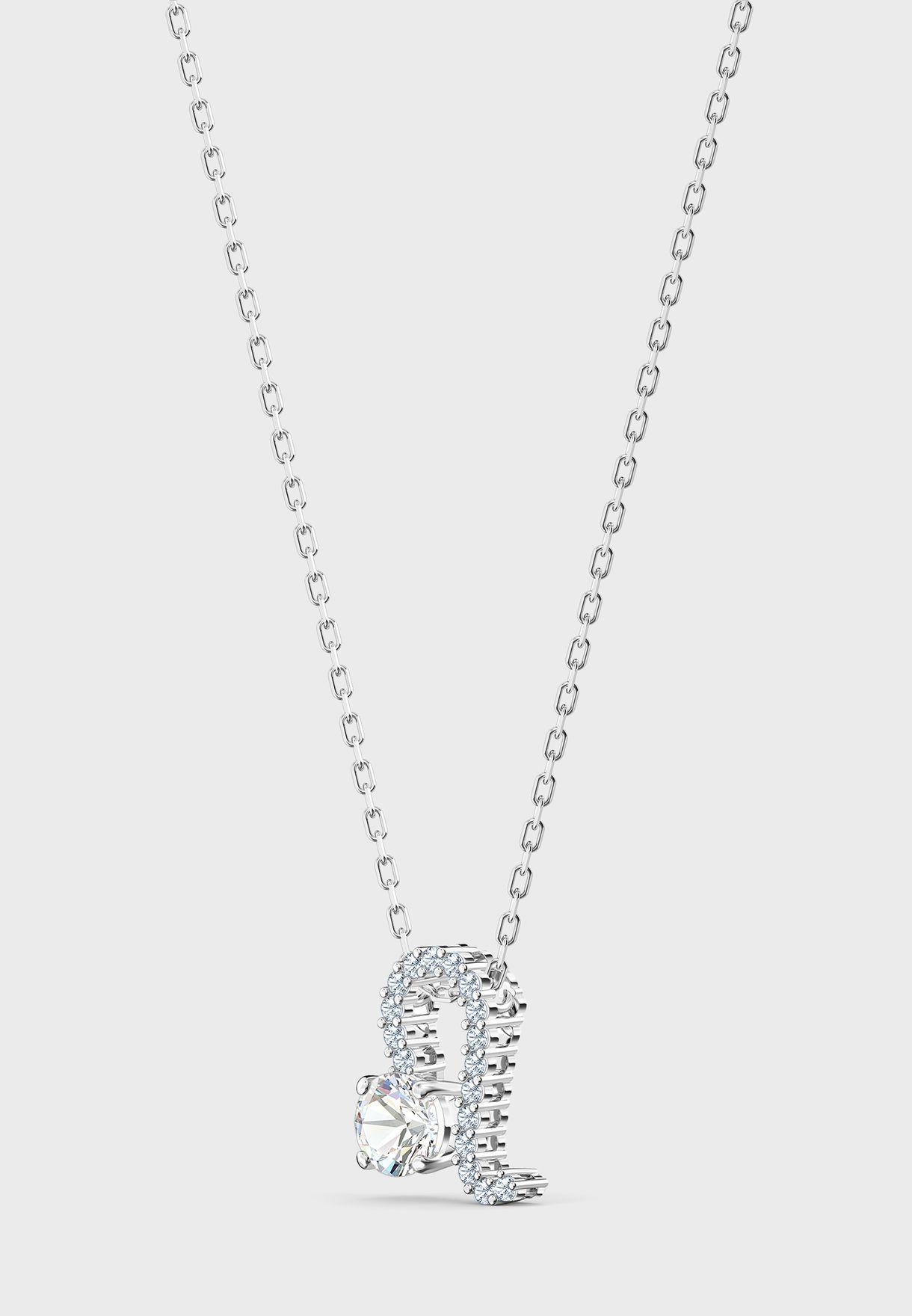 Zodiac Leo Pendant Necklace