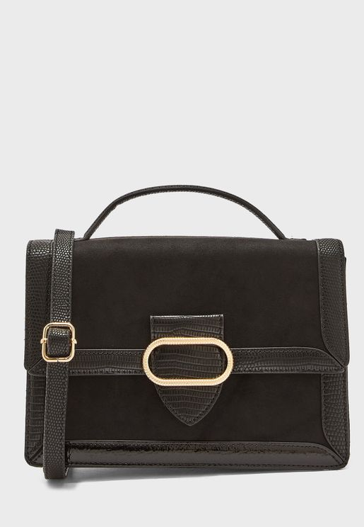 Lothaydia Flap Over Crossbody