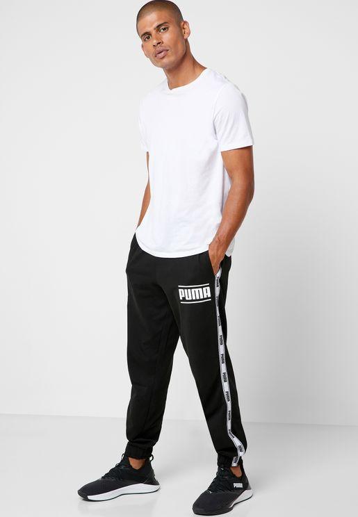 Camo Pack Tape Sweatpants