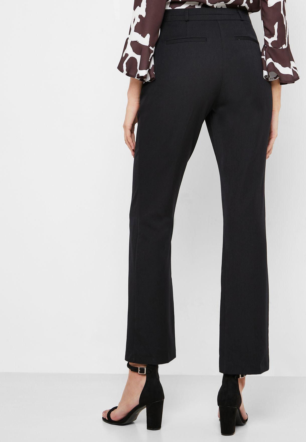 Zip Detail Pants