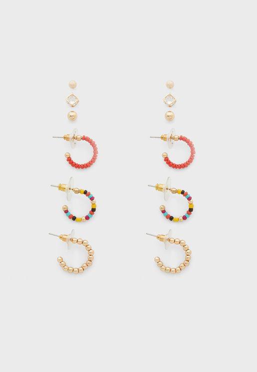 Jeriladia Casual Earrings