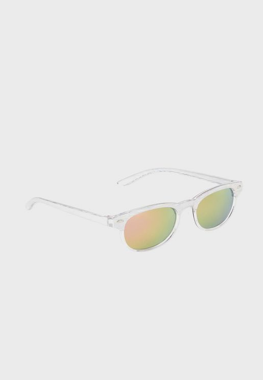 Youth Aviator Sunglasses For Her