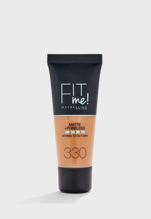 Fit Me Matte & Poreless Foundation - 330