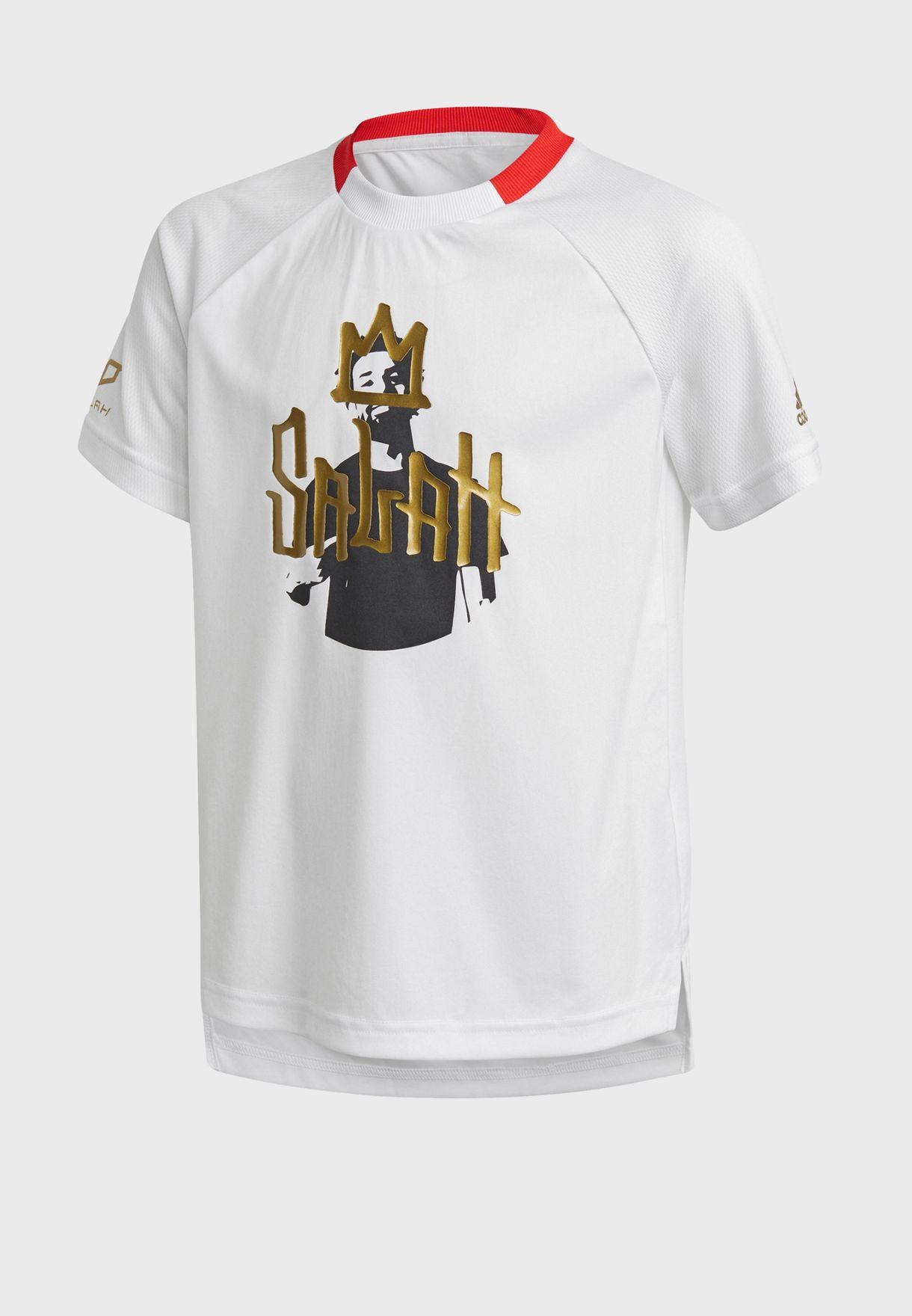 Youth Salah Aero Ready T-Shirt