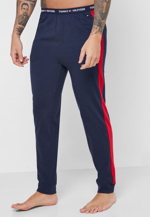 Side Panel Sweatpants