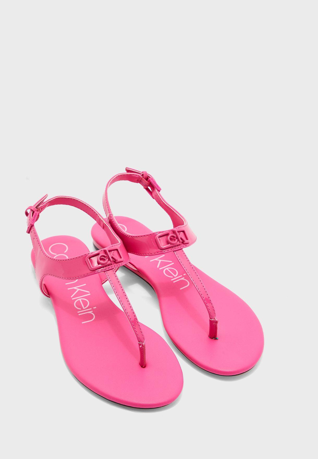 Shamary Flat Sandal