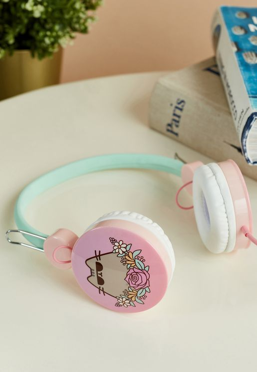 Pusheen Headphones